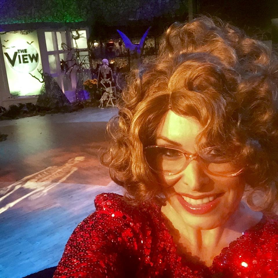 ABC The View 2014 Selfie