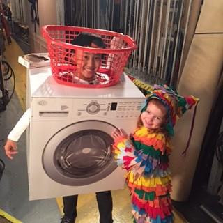 washing machine ABC The View 2014