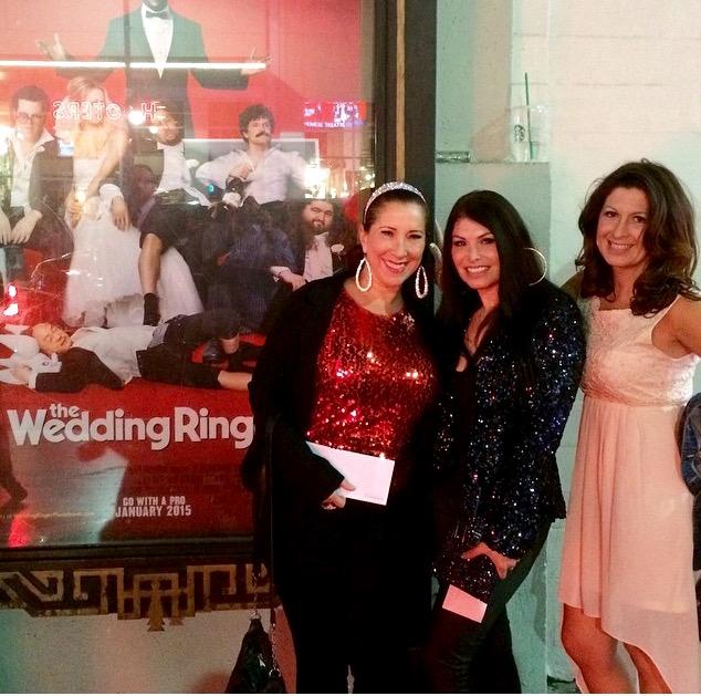 Wedding Ringer With Katie