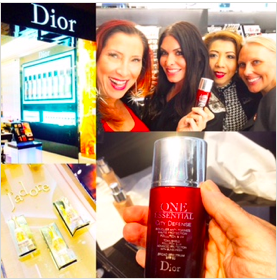 Dior Beauty Boutique has most savvy but lovable team.