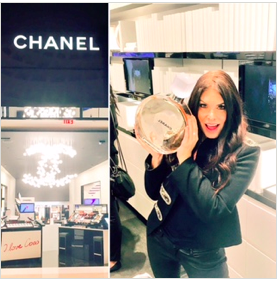 This IS the ONLY Chanel Beauty Boutique in the United States
