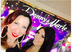 Loved seeing Donny & Marie's Vegas Show. It was quality entertainment start to finish