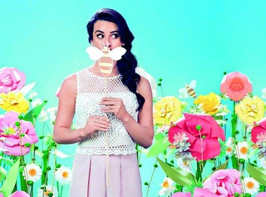 My KTLA Morning News: Spring Beauty Trend Report « Stacy Cox
